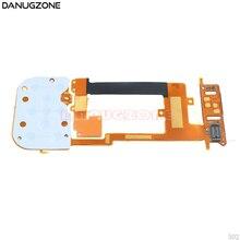 10 ピース/ロットノキア 2220 2220S の液晶 + キーボードボタンキーボードスライドフレックスケーブル