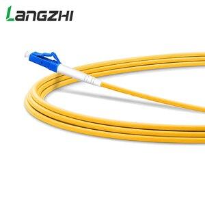 Image 2 - LC UPC à SC G657a PVC câble de raccordement de fibres Mode recto 2.0 Mm 3.0mm routeur Fusion épisseuse