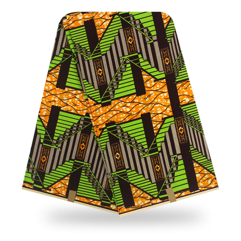 African Wax Prints Fabric Dutch Wax African Wax Tissus 100% Cotton Hot Sale African Fabric Ankara 2019 High Quality Wax Yard