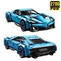 Lamborghini Sischen FKP 37 Geschwindigkeit Champions Designer Baustein Technik MOC Fahrzeug Kit Ziegel Kid Spielzeug Geschenke für Erwachsene