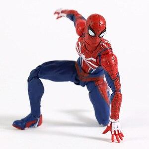 Image 5 - Shfスパイダーマン帰郷pvcクモモデルアクションフィギュア無限大戦争モデルコレクションのおもちゃボーイギフト