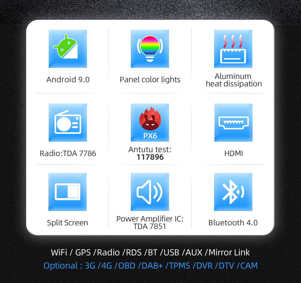 Wifi Android Đa 1din 25