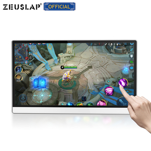 Image 3 - ZEUSLAP NEW 15.6inch Battery Touching Portable Monitor touch screen for samsung s8,s9,huawei mate10,P30,macbook,ps4,switch