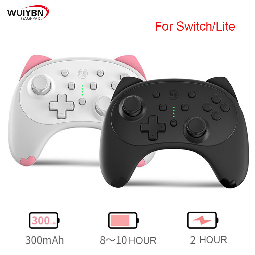 Game Controller Switch Wireless Joystick Bluetooth Gamepad for Switch Switch lite PC Android Steam