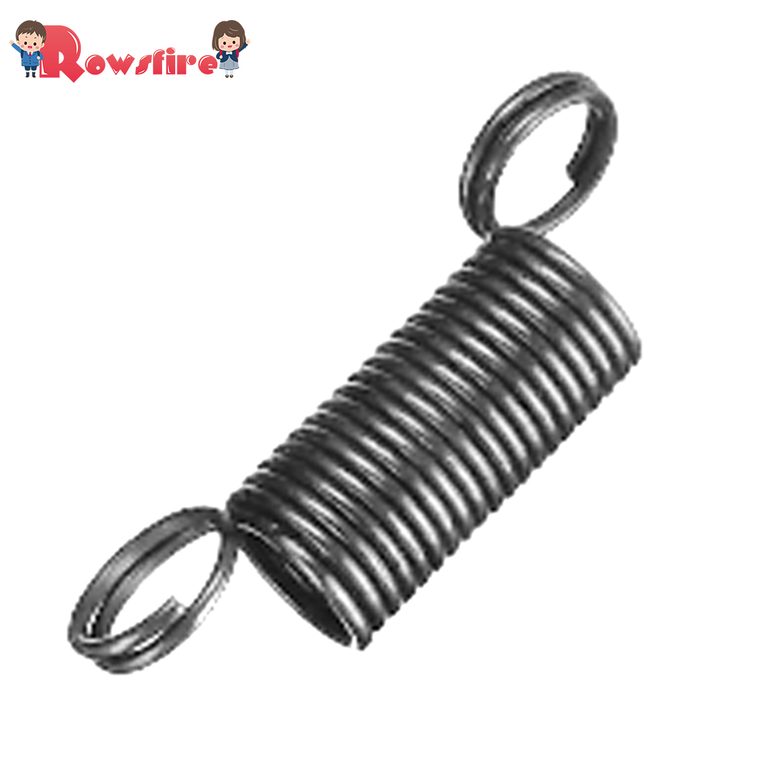 100PCS High Quality DIY Stainless Steel Enhanced Tappet Spring For JM Gen.8 M4 Gearbox Gun Toy Parts Hot Sale - Silver