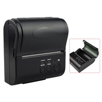 POS 8001DD 80mm Thermal Printer with 2000MAH Battery Bluetooth