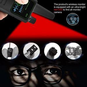 Image 4 - Nuovo M003 Multi Funzione Anti Spionaggio Anti Tracking Macchina Fotografica Senza Fili Rilevatore di Segnale con Occhiali Rilevatore di Segnale