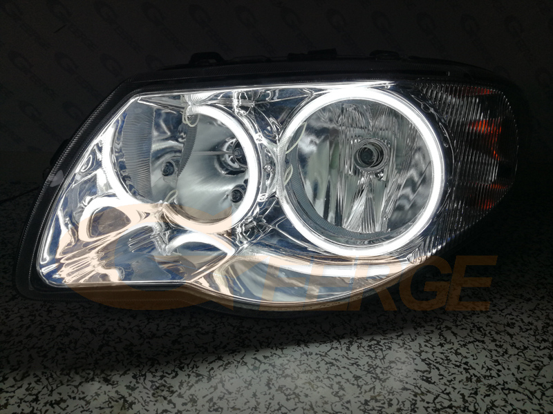 excelente ultra brilhante ccfl anjo olhos kit 04