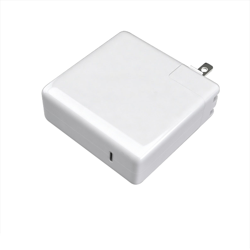 Image 4 - 30W/61W/87W Type C PD Wall Charger Power Adapter Fast Charger For Macbook/For Xiaomi/For Huawei White Travel Charger-in Mobile Phone Chargers from Cellphones & Telecommunications