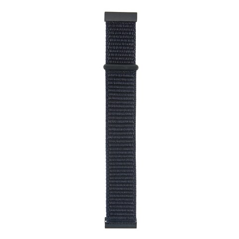 Suitable for Huami GTR/Samsung Galaxy watch active nylon loopback strap 20mm Karachi