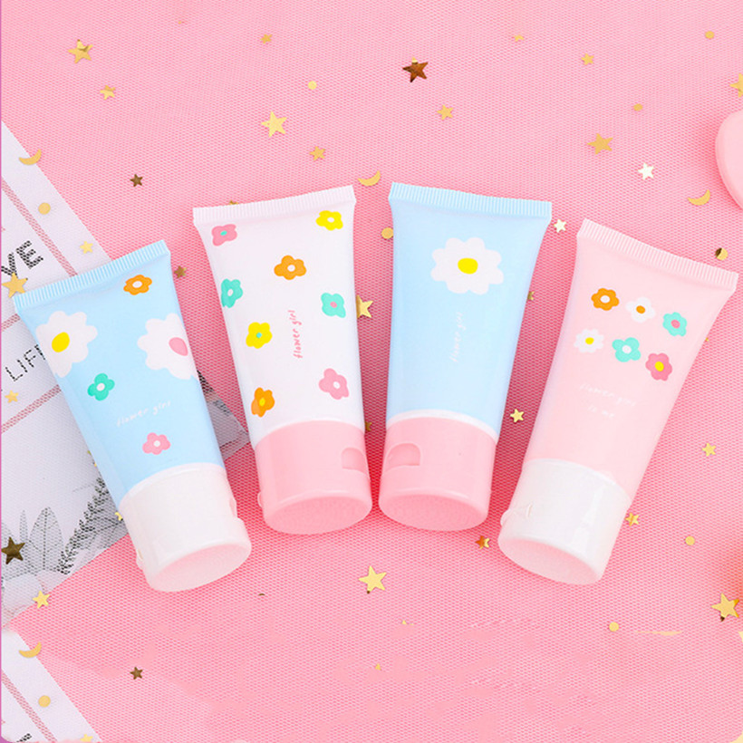 Colorful Moisturizing Strawberry Pink Hand Cream Anti-Aging Whitening Cute Mini Hand Cream Moisturizing Anti-chapping Hand Cream