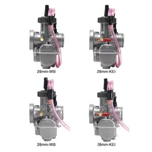 Image 3 - ZSDTRP carburateur universel 28/30mm PWK, compatible avec Keihin Mikuni Koso, pour ATV Suzuki Yamaha Honda