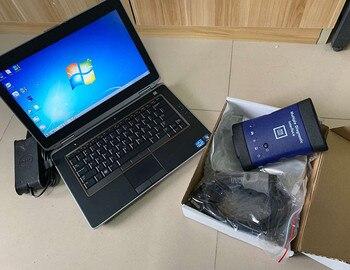 Professional OBD2 Scanner G/M MDI wifi GDS Tech2Win Software Installed SSD in Laptop E6420 Car Diagnostic Auto Repair Tool