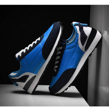 2020 New Men Running Shoes For Outdoor Comfortable casual shoes Breathable non-slip Sneakers Men Sport Shoes Spring Autumn
