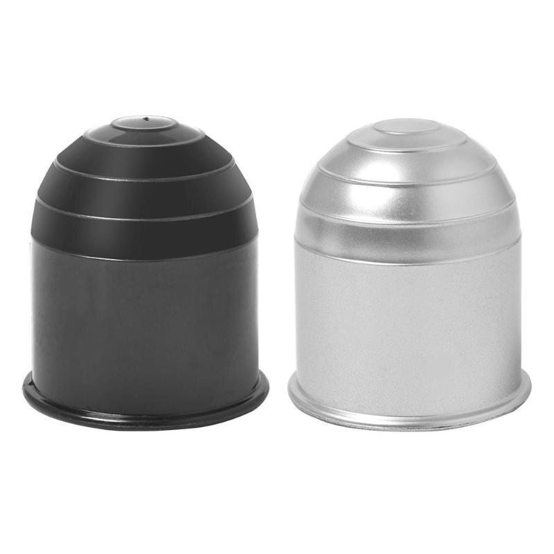 VODOOL 50mm האוטומטי Tow בר כדור כיסוי כובע תקלה קרוון קרוואן הגנה אוניברסלי