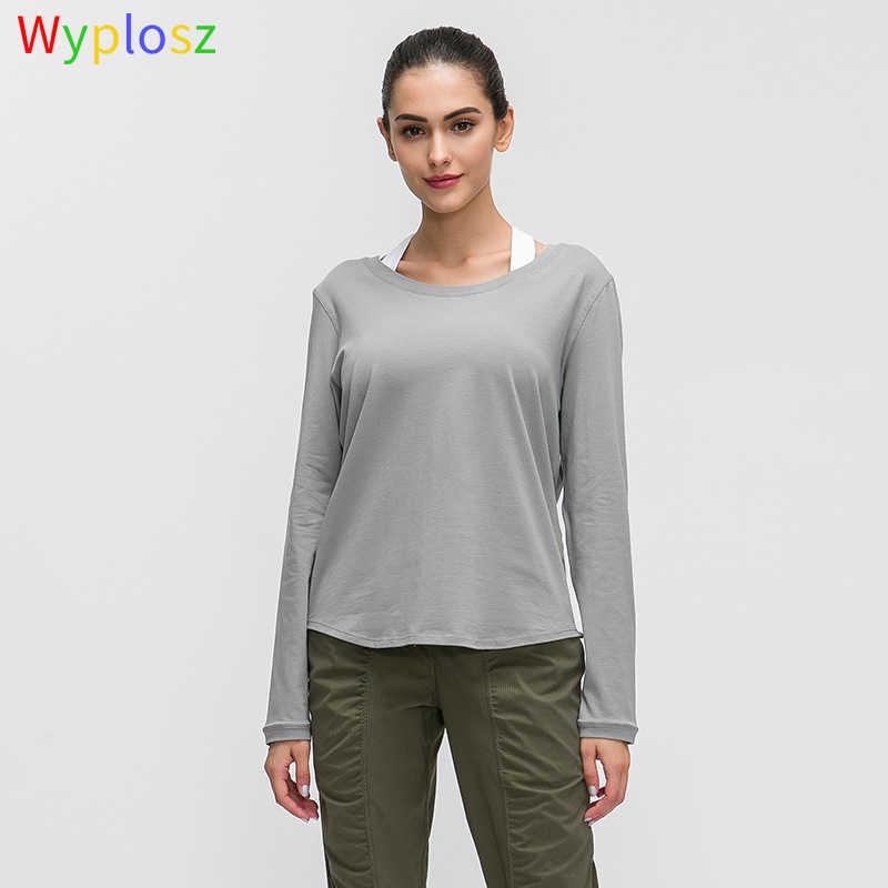 Wyplosz hauts Fitness chemise de sport Femme vêtements de sport hauts vêtements de sport Haut court chemise Femme Haut de Yoga sport pour Fitness Haut Femme