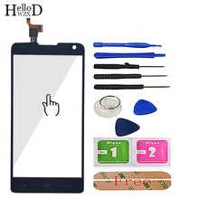 Touch Screen For Prestigio Grace X7 PSP7505 Duo Touch Screen Front Glass TouchScreen Sensor Digitizer Panel Tools