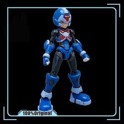 E-Model Mega Man COPY-X ROCKMAN X ZERO MEGAMAN X Сборная модель экшн-игрушка фигурки Детские Подарки