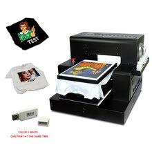 Автоматический принтер футболки планшетный a3 dtg печатная схема
