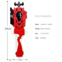 Takara Tomy Bey Bay Burst игрушки с пусковым устройством на руль Металл Fusion Бог спиннинг Топы лезвия игрушки новые для мальчиков и девочек