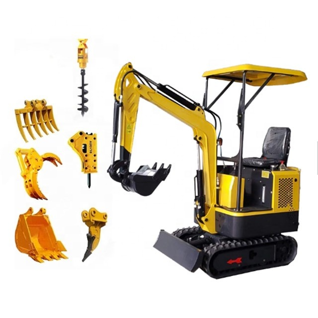 HT13 Mini Pelle Excavator/digger/bagger With CE