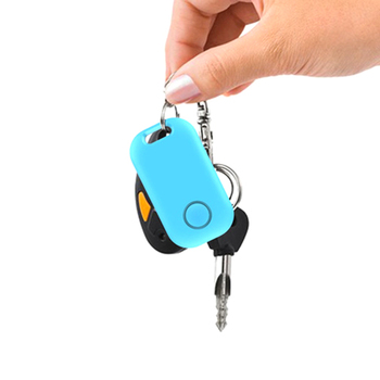 New GPS locator pet car key finder Bluetooth Anti Lost Device APP Connection Bidirectional Alarm One-touch Find Locator Tracker image