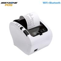Thermal Receipt Printer 80mm 58mm POS Printer Automatic cutter 300mm/s Barcode LOGO USB Ethernet Bluetooth WiFi Bill printer