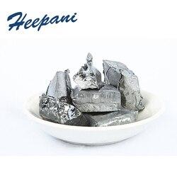 Бесплатная доставка ванадиевой слиток с 99.99% чистоты V металлический блок/гранулы для исследований