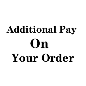 $0.1 Additional Pay on Your Order (Extra Fees & Shipping cost / Postage Difference) Also Can Help You Find Product You Need image