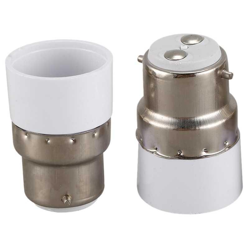 ABFU-AC 220V B22 к E14 Цоколь светильник лампа адаптер держатель 4 шт.