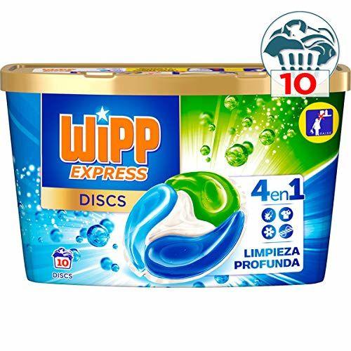 Lav Wipp Lav Wipp Capsules 4En1 10/U 8 Units 100 Ml