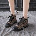 Теплые женские ботинки; зимние ботинки; женские модные кроссовки; женские короткие ботильоны; женские ботинки; I1-100