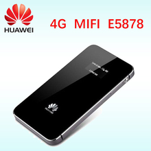 Huawei E5878s-32 150Mbps Unlock 4G LTE Wifi Router Nirkabel Ponsel Dongle Hotspot Saku