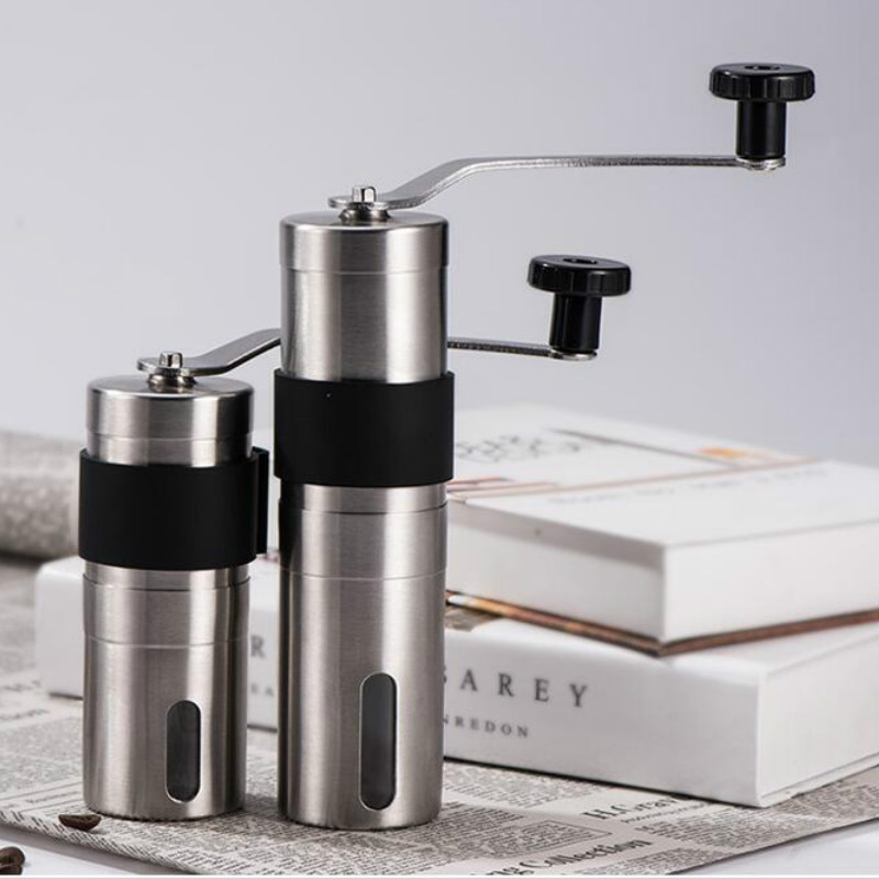 1PC 手動コーヒーグラインダー 30/40 グラム洗えるセラミックコア家庭の台所ミニ家庭用便利なツール lo124959