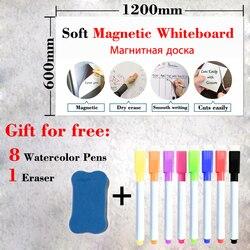 Magnetische Whiteboard Dry Erase Kid School Home Office White Board Tekening Schrijven Bulletin Presentatie Board Koelkast Stickers