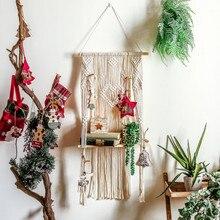 織タペストリー北欧寝室装飾壁装飾自由奔放に生きる装飾リビングルーム壁の装飾ホームアクセサリー