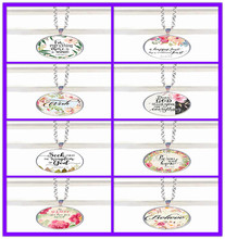 2020 NEW Dear God Thank You for Everything Bible Verses Nursery Verse Necklace Fashion Jewelry Religion Pendant Christian new fashion pray without ceasing bible verse christian necklace cabochon pendant inspirational jewelry women men faith gifts