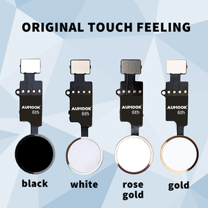 Image 4 - 10pcs 6th Generation 3D Touch Universal Home Button For iPhone 7 7 plus 8 8 plus SE 2020 flex cable Restore return function