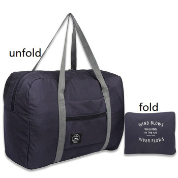 Waterproof Travel Bags Women Men Large Capacity Fashion Travel Bag For Man Women  Bag Travel Carry on Luggage Bag#50