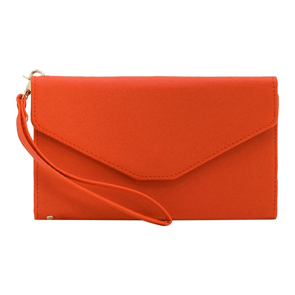 Passport Holder Bag Business Card Passport Cover Multi Card Organizer Wallet Folding Handbag Women's Slim Wristlet Card Holder|City Jogging Bags| |  - title=