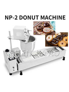 Donut-Machine Mass-Production Commercial Factory Sweet Automatic 220v Wheat Luxury
