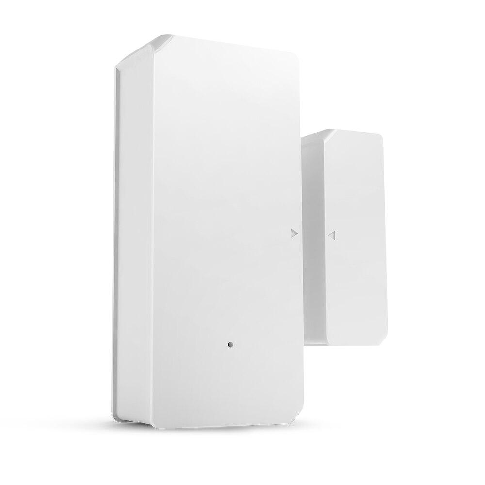 Беспроводной детектор окон и дверей SONOFF DW2, Wi-Fi, уведомление через приложение, умный дом, безопасность, работает с e-WeLink