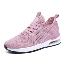 Damyuan Fashion Women's Sneakers Light Comfortable Breathable Non-slip Wear-resisting Increase By 5cm Casual Running Shoes