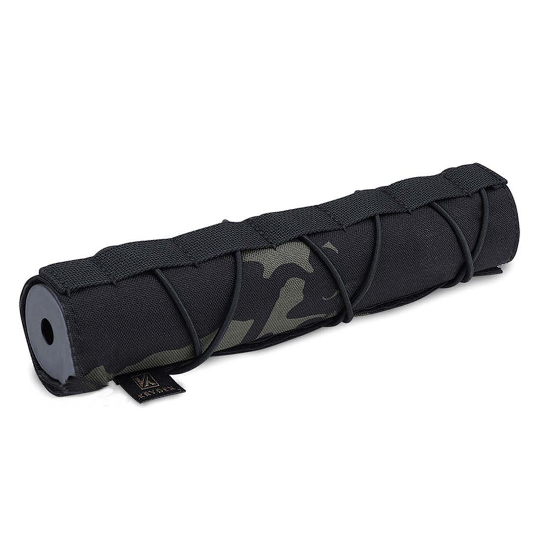 Krydex 22cm Suppressor Anti-scratch Cover Water Gel Beads Tactical Silencer Cover - MCBK/MC/RG/CB/BK