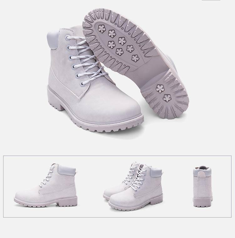 Winter boots women shoes 2019 warm fur plush sneakers women snow boots women lace-up ankle boots winter shoes woman botas mujer (1)