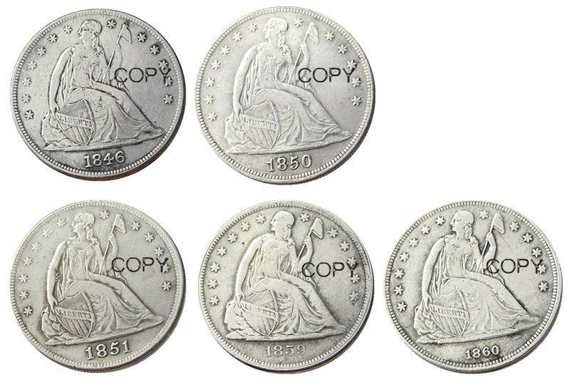 All kinds of cheap motor 1851 dollar coin in All A