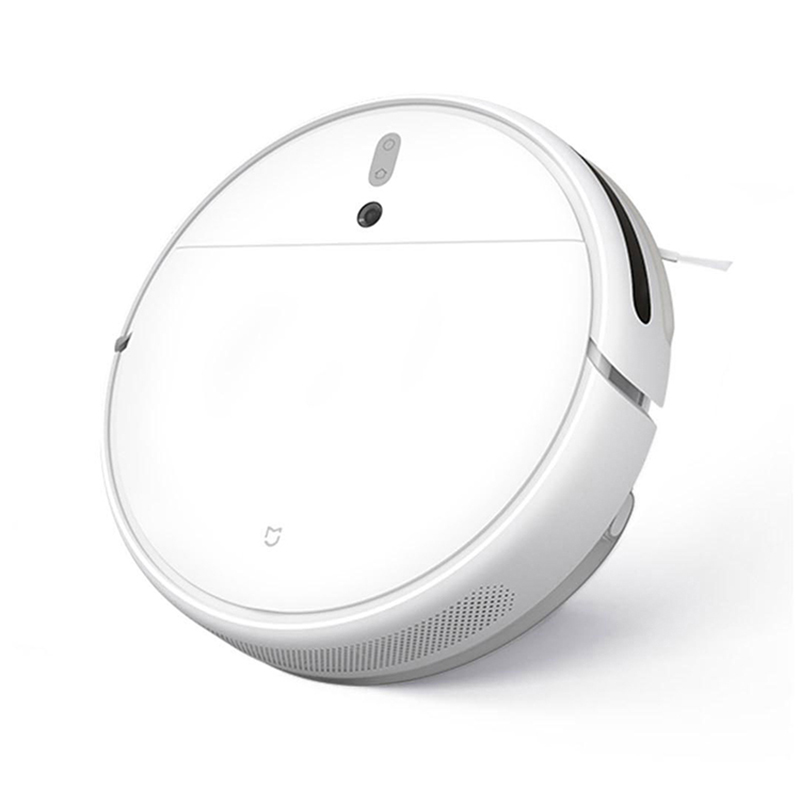 H3d313a7d371d443eaaab1ccd705d722bJ XIAOMI MIJIA Mi Sweeping Mopping Robot Vacuum Cleaner 1C for Home Auto Dust Sterilize 2500PA cyclone Suction Smart Planned WIFI