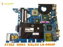 Original for ACER 4736  4736G laptop motherboard  4736Z  DDR3  KALG0  LA 4494P tested good free shipping