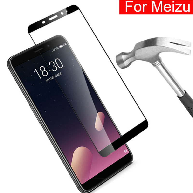 Tempered Glass for Meizu M6s M5s M3s Protective Film Screen Protector on Maisie S6 S5 S3 M 6s 5s 3s M6 M5 M3 S 6 5 3 Safety Glas image