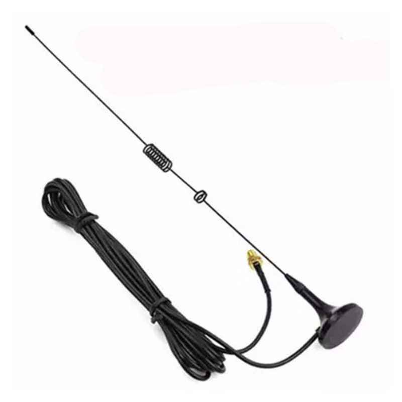 UT-106UV walkie talkie antenne DIAMOND SMA-F UT106 voor HAM Radio BAOFENG UV-5R BF-888S UV-82 UV-5RE lange antenne